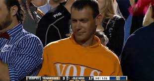 Tennessee Vols Memes - what is the most recognizable fan face of your school cfb