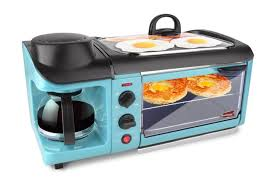 Toaster Machine 3 In 1 Breakfast Station Does It All Simplemost