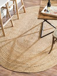 Jute Area Rug Oval Jute Area Rug By Rugs Usa Comes In Sizes As Well
