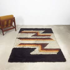 Cool Modern Rugs Look At Back Of Mid Century Modern Rugs All Modern Home Designs