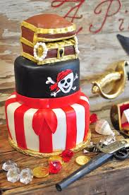 Pirate Cake Decorations Kara U0027s Party Ideas Pirates Of The Caribbean Birthday Party
