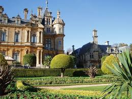 waddesdon manor waddesdon manor jigsaw puzzle in street view puzzles on