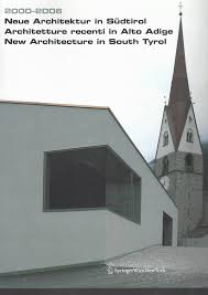 verlag architektur publications architekt bruno rubner bruneck brunico