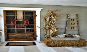 1280x768 cool halloween front door ideas scary halloween front