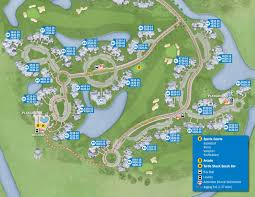 Fort Wilderness Map Old Key West Resort Map Kennythepirate Com An Unofficial