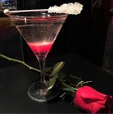 martini peep raspberry rose martini drinks u0026 decor