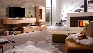 Wohnzimmerschrank Massivholz Holz Wohnzimmer Wohnwand Home Design Inspiration Und Möbel Ideen
