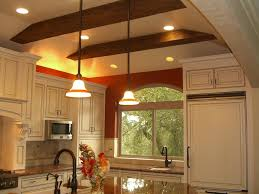 traditional 21 kitchen with wood ceiling on country kitchen design