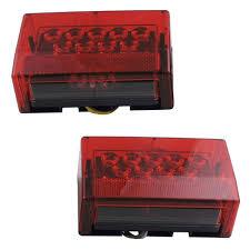 Optronics Led Trailer Lights Optronics Tll56rk Led Waterproof Trailer Light Kit Retrofits Most