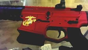 10 great firearm paint jobs we wish had thought of pics