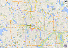Metro Gold Line Extension Map by Rethinking The Minneapolis Transit Hub Streets Mn