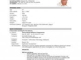 excellent resume application 16 examples of resumes cover letter