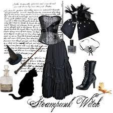 Halloween Steampunk Costumes 25 Steampunk Witch Ideas Black Love