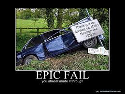 Funny Fail Memes - board funny epic fail full image