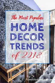 home decor diy trends the most popular home decor trends of 2018 according to pinterest