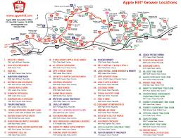 Home Interiors Apple Orchard Collection Apple Hill Christmas Tree Part 43 California Map Home