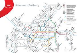 Miami Dade Transit Map by Official Map Freiburg Im Breisgau Germany Transit Maps