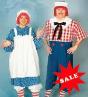 Raggedy Ann Costume Raggedy Ann Dresses And Raggedy Andy Costumes On Sale And