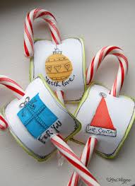hand decorated tags from 3 basic stamp shapes a sweet little