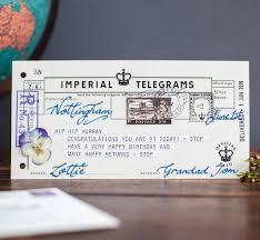 happy birthday telegrams hip hip hurray birthday telegram by imperial telegrams