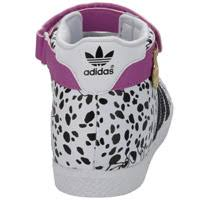 girlswear u0027s adidas originals junior girls gazelle 101 dalmation