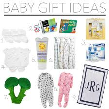 marry mint baby shower gift ideas