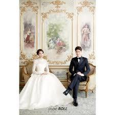 backdrop wedding korea studio roll backdrops studio and pre wedding photography