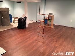 Vinyl Flooring Basement Basement 3 Paint Door Trim Access Panel