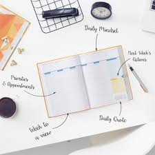 dailygreatness business planner an actionable plan