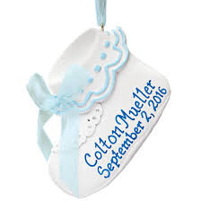 personalized baby block ornament personalized ornaments custom christmas ornaments kimball