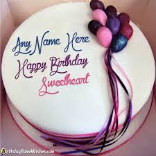 the birthday cake happy birthday cake with name generator