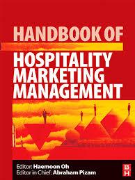handbook of hospitality management and marketing marketing tourism