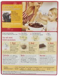 amazon com betty crocker super moist cake mix devil u0027s food 15 25