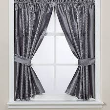 grey bathroom window curtains 14 best curtains for bathrooms images on pinterest bathroom