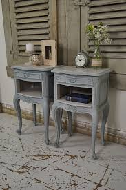 Shabby Chic Side Table Best 25 Painted Bedside Tables Ideas On Pinterest Painted Night