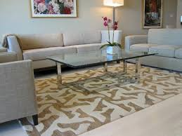 Chic Rugs Decorating Your Living Room With Round Colorful Area Rugs