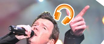 Rick Astley Thanksgiving Day Parade Google Gives Away Rick Astley U0027s Greatest Hit Slashgear