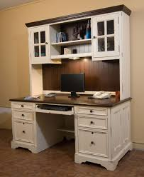 Computer Desks With Hutch American Barcelona Home Office