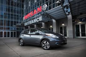 nissan leaf for sale near me nissan leaf added to certified pre owned program