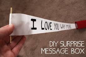 s day gift for him i you more secret message that you pull out of a box