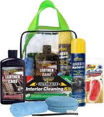 Cloth Car Seat Cleaner Shield Car Interior Cleaning Kit Buy Online In South Africa