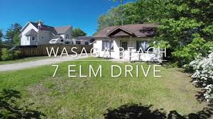for sale 7 elm drive wasaga beach real estate youtube