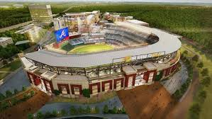 Cobb County Bench Warrants Cobb County Suggests No Parking Ban Around Suntrust Park