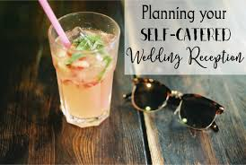 self wedding planner planning your diy self catered wedding reception