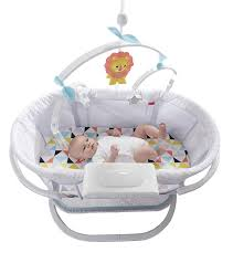 amazon com fisher price soothing motion bassinet baby