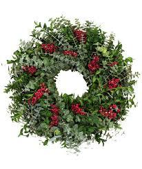 live christmas wreaths 7 christmas and wreaths real simple
