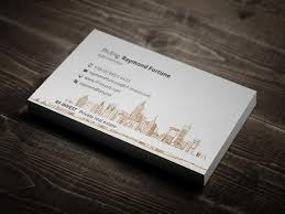 30 best exles of real estate business card designs jayce o yesta