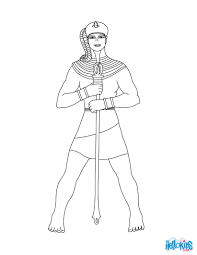 aptha god of egypt coloring pages hellokids com