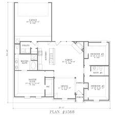 single floor home plans single floor house 2165 sq ft kerala home design and floor plans