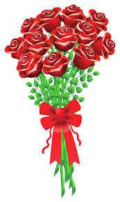 bouquet of roses bouquet of roses clip free clipart